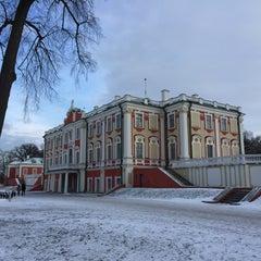 Photo taken at Kadrioru Loss by Aleksander P. on 1/25/2015