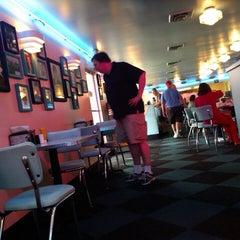 Photo taken at Rockabilly's Diner by Martin K. on 7/24/2013