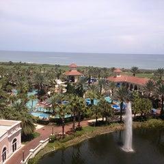 Photo taken at Hammock Beach Resort by Heather B. on 8/17/2013