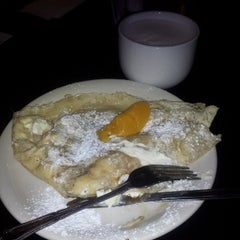 Photo taken at Good Girls Go To Paris Crepes by Cydni T. on 4/7/2013