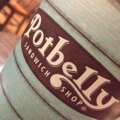Photo taken at Potbelly Sandwich Shop by Alejandro A. on 6/29/2013