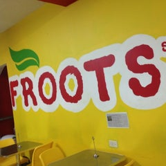 Photo taken at Froots by Dilan L. on 10/4/2012