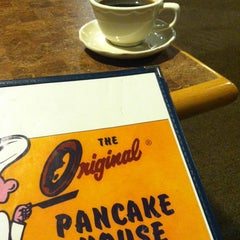 Photo taken at The Original Pancake House by Chuck on 1/6/2014