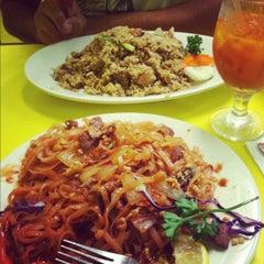 Photo taken at Thai Cafe by Savannah S. on 9/28/2012