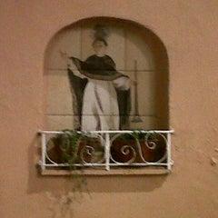 Photo taken at Malabia House Hotel by Juan Ignacio A. on 10/18/2012