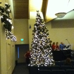 Photo taken at St. Luke's United Methodist Church - Highlands Ranch by Keith D. on 12/24/2012