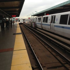 Photo taken at West Oakland BART Station by Jaime J. on 12/14/2012