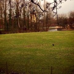 Photo taken at Kinderboerderij Molenwei by Vivi *. on 2/13/2014
