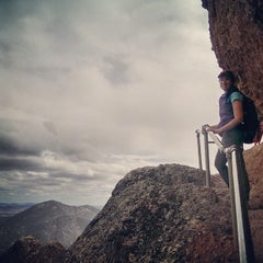 Photo taken at Pinnacles National Park by Teresa on 4/6/2015