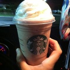 Photo taken at Starbucks by Brea S. on 10/15/2012