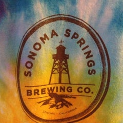 Photo taken at Sonoma Springs Brewing Co. by Erin Z. on 10/6/2012