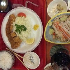 Photo taken at Tonkatsuya by Janine D. on 4/1/2015