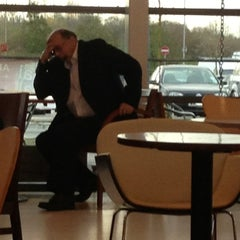 Photo taken at Costa Coffee by James S. on 11/26/2012