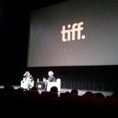 Photo taken at TIFF Bell Lightbox by Jeremy C. on 11/7/2012