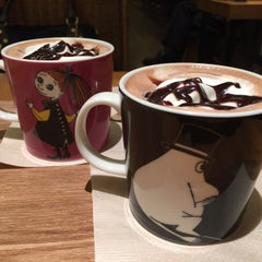 Photo taken at サザコーヒー 水戸駅店 by HAL H. on 12/8/2014