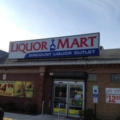 Photo taken at Liquor Mart by Stevo on 12/28/2012