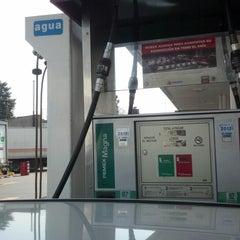 Photo taken at Gasolineria 0215 by Kogarashi N. on 1/12/2013