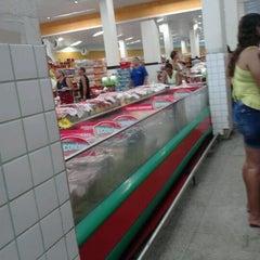 Foto tirada no(a) Supermercado Econômico por Philipe M. em 2/7/2013