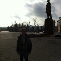 Photo taken at Администрация г. Липецка by Roman M. on 11/4/2012