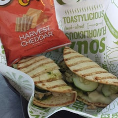 Photo taken at Quiznos by Euridice C. on 6/29/2014