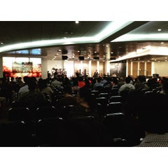 Photo taken at Gereja Kemah Tabernakel (Tabernacle Family) by Vincent P. on 5/17/2015