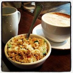 Photo taken at Black Walnut Bakery Cafe by Melissa L. on 12/4/2012