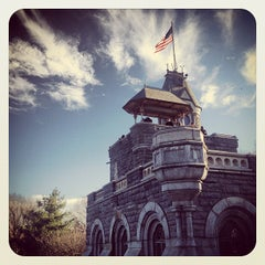 Photo taken at Belvedere Castle by Diggs on 12/5/2012
