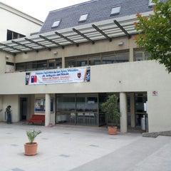 Photo taken at Universidad Autónoma de Chile Talca by Carlos I. on 10/30/2012