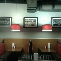Photo taken at Walts Old Tyme Hamburgers by Mike H. on 12/24/2012