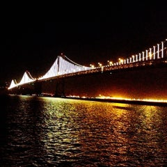 Photo taken at The Embarcadero by Pete P. on 2/26/2013