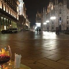 Photo taken at Bar Duomo by Ice on 3/8/2013