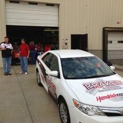 Photo taken at Doug Herbert Racing by Doug H. on 5/11/2013