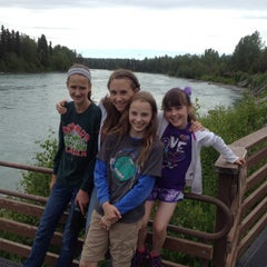 Photo taken at Town of Soldotna by Margaret G. on 6/14/2014