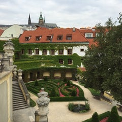 Photo taken at Lobkowiczký palác | Lobkowicz Palace by Alina K. on 7/24/2015