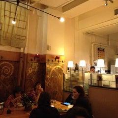 Photo taken at Angelica Kitchen by Rachna K. on 10/19/2012