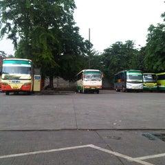 Photo taken at Terminal Kampung Rambutan by Aakhwan on 12/3/2012