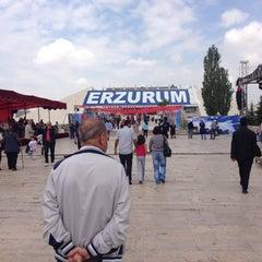 Photo taken at Atatürk Kültür Merkezi by nuh p. on 5/12/2013
