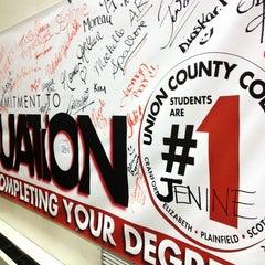 Photo taken at Union County College - Elizabeth Campus by Daniel Z. on 9/11/2013