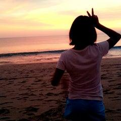 Photo taken at Lanta Paradise Beach Resort by park jiko on 5/4/2014