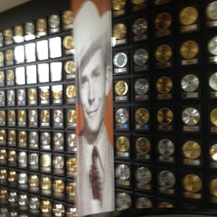 Photo taken at Country Music Hall of Fame® and Museum by John H. on 10/31/2012