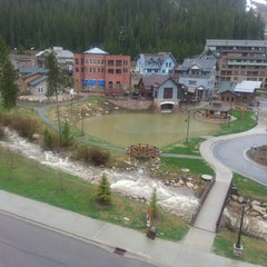 Photo taken at Winter Park Mountain Lodge by Tom F. on 5/30/2014
