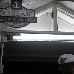 Photo taken at Arrieros La Aurora (Las Marineras) by Chula C. on 12/9/2012