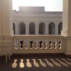 Photo taken at Indian Museum by Satoko on 4/11/2014
