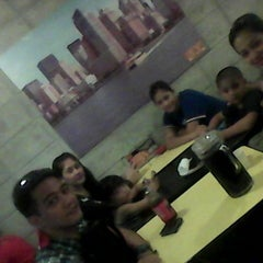 Photo taken at Yellow Cab Pizza Co. by emman s. on 4/30/2014