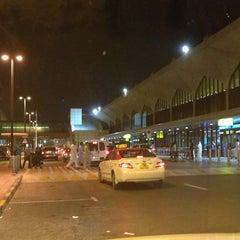 Photo taken at Terminal 1 المبنى by Ahmad A. on 6/24/2013