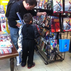 Photo taken at Third Coast Comics by Hannah Belle L. on 5/3/2014