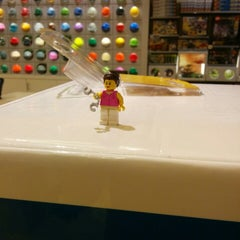 Photo taken at The LEGO Store by Richard S. on 6/23/2014