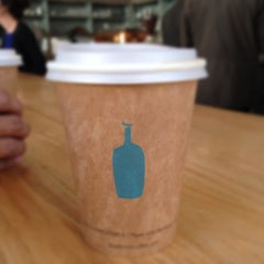 Photo taken at Blue Bottle Coffee by Francis M. on 1/14/2013