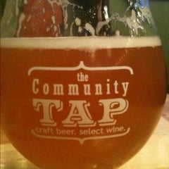 Photo taken at The Community Tap by Utah C. on 6/19/2013