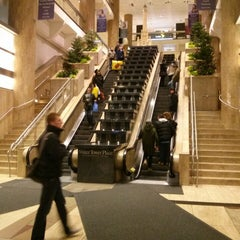 Photo taken at Water Tower Place by Jordan S. on 3/3/2013